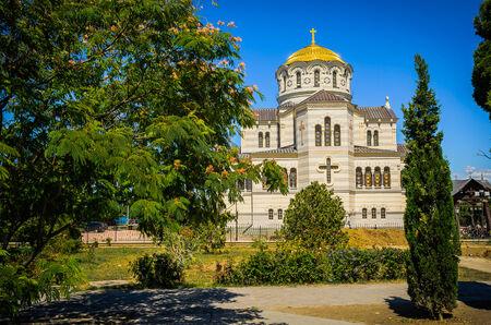 St. Vladimir Stock Photo