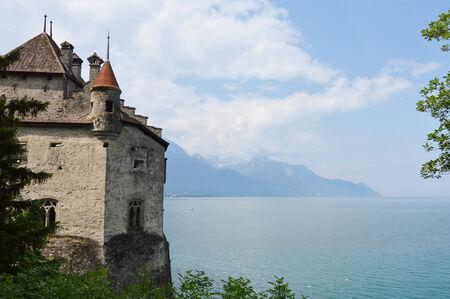 convict lake: Chillon castle