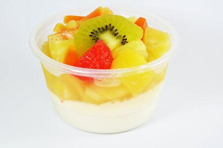 salade de fruits: fruit salad