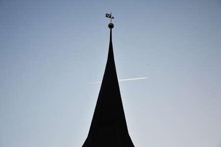 pin�culo: pin�culo de la iglesia