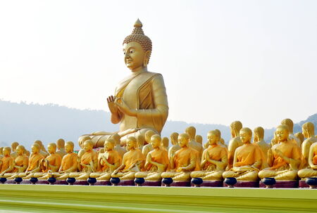 lunar month: Buddha Day of the full moon of the third lunar month monument