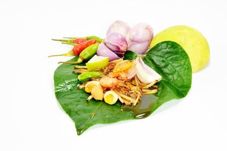 piperaceae: food wrapped in leaves