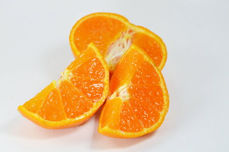 defecate: orange cut