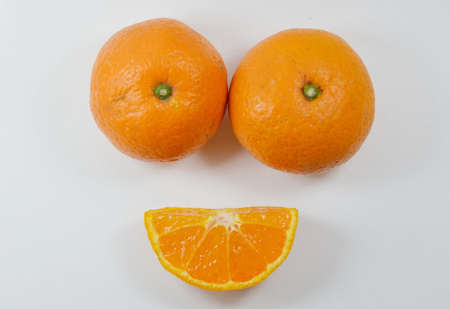 defecate: orange happy