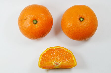 defecate: orange in bad mood