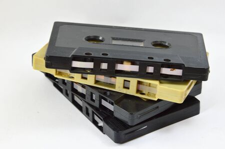 baby boomer: cassette tape Stock Photo