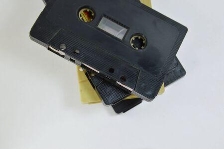 grabadora: grabadora de cinta de cassette