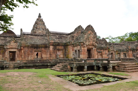 rung: Phanom Rung stone   in Thailand