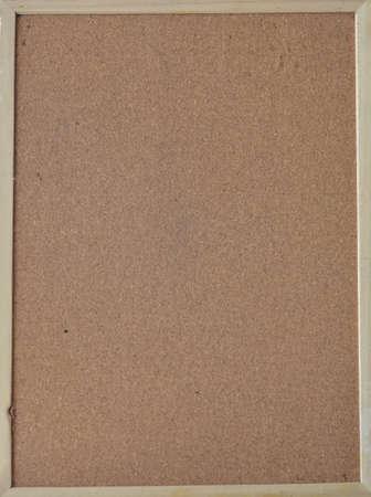 noticeboard: wood noticeboard on the wall