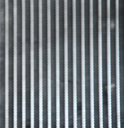 blurring: blurring broken car evaporator texture