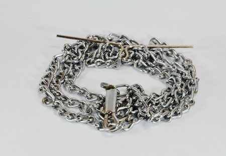 lead: dog lead chain