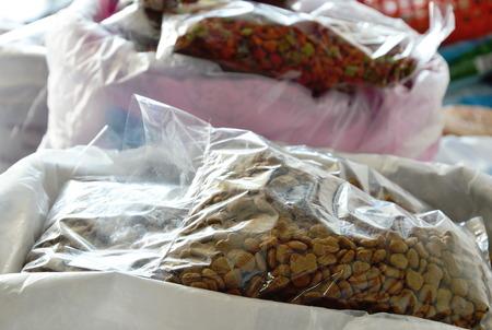 petshop: dog and cat food for sale in petshop