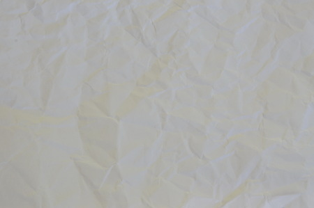 rumple: crumpled white paper texture and background Stock Photo