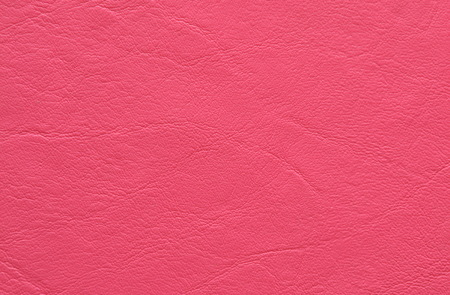 synthesis: pink synthetic leather background and texture