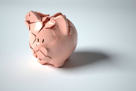 spare: Piggy Bank Destroyed