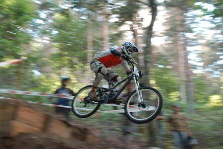 btt: Downhill Rider