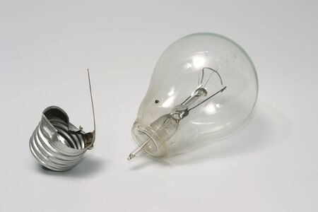 electric material: Bulb out of the socket