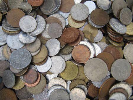 numismatics: Numismatics, coin collections Stock Photo
