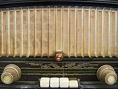 collectibles: Vintage radio