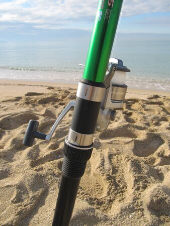 Fishing rod Stock Photo - 12166378