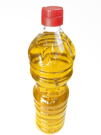 to refine: Olive oil bottle