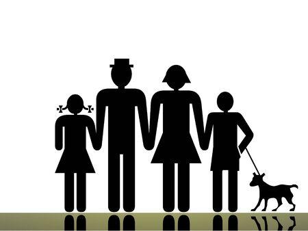 dynasty: Taditional family