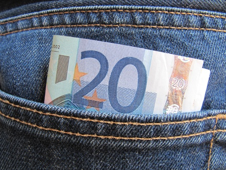 Money in your pocket.