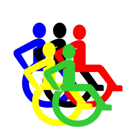 competition for athletes with disabilities