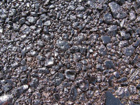 macadam: Texture of tar and gravel or macadam  Stock Photo