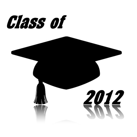Class of 2012 illustration illustration