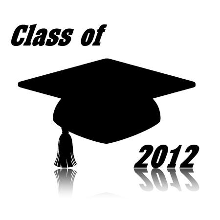 Class of 2012 illustration