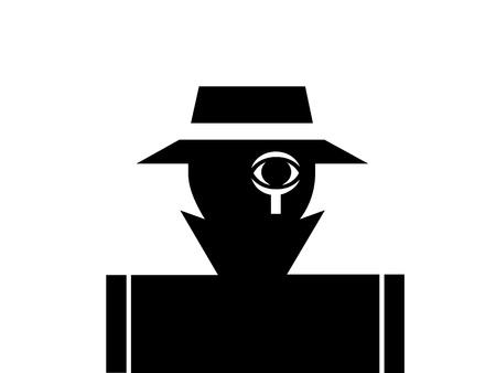 magnifier: Private detective and investigator