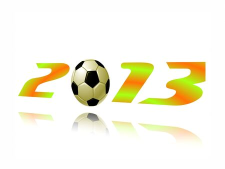 two thousand thirteen:  Football or soccer 2013.