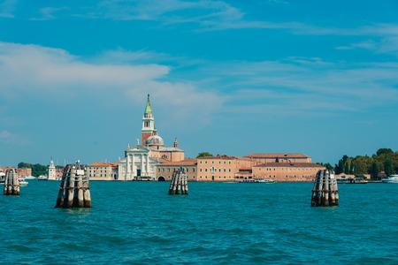 San Giorgio di Maggiore church in Venice, Italy.
