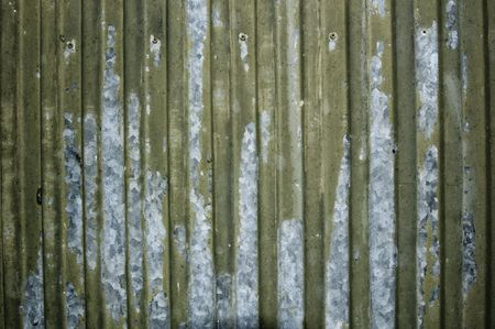 This photo shows a metalic texture. Stock Photo - 7153992
