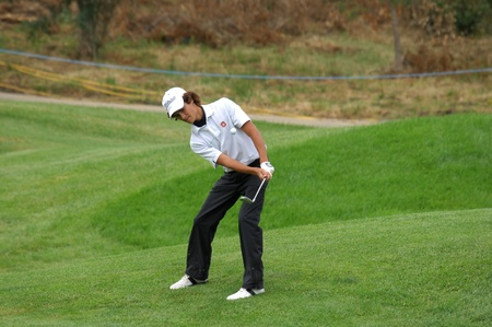 European Tour - Estoril Open de Portugal 2010, Penha Longa GC,  Goncalo Pinto(AM) (POR)