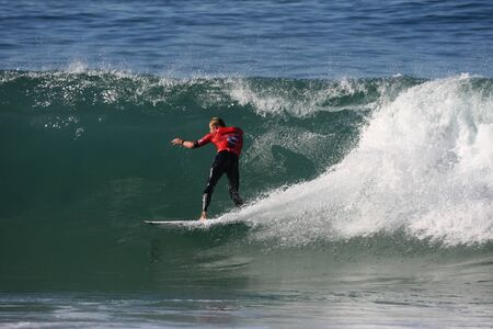 Rip Curl Pro Portugal, October 13, 2010 in Peniche, Mick Fanning-AUS
