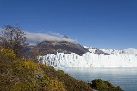 Perito Moreno Glacier near El Calafate In Argentina. Imagens - 105981582