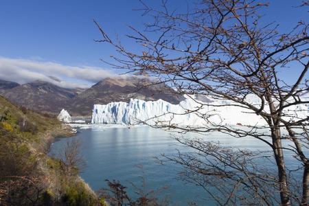 Perito Moreno Glacier near El Calafate In Argentina. Imagens - 105981589