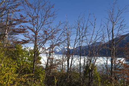 Perito Moreno Glacier near El Calafate In Argentina. Imagens - 105981592