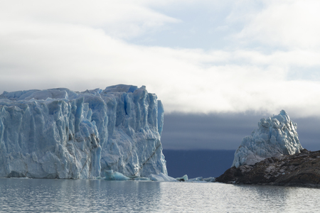 Perito Moreno Glacier near El Calafate In Argentina. Imagens - 105981629