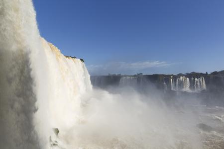 Iguassu Falls National Park.