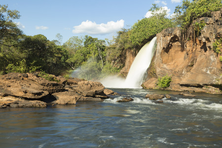 Silvers Waterfall - Chapada das Mesas.