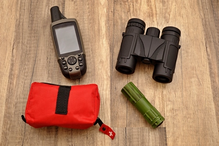 navigation aid: accessories for hiking