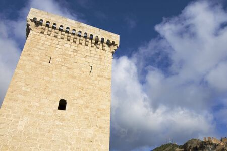 medieval tower in Daroca, Spain Stock Photo - 5930842