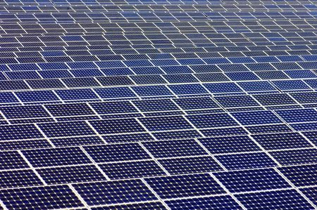detail of a photovoltaic panels for electricity production Stock Photo - 5983526
