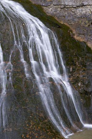 ordesa: waterfall in Ordesa national Park, Spain