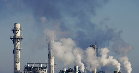 emissions: power plant emissions to the atmosphere