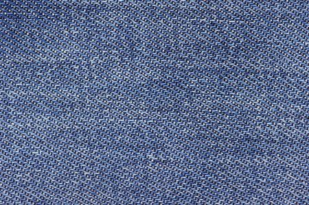 first plane: texture formed by the first plane of the fabric of an old pair of jeans