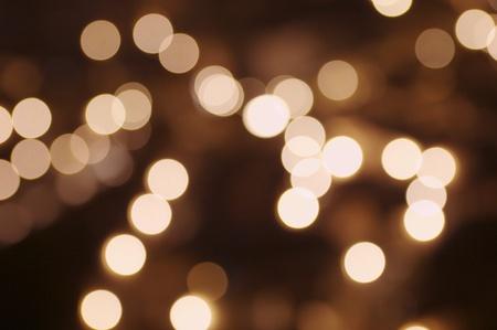 lumieres: R�sum� contexte cr�� avec des lumi�res floues Banque d'images